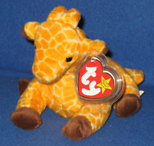 TY TWIGS the GIRAFFE  BEANIE BABY - MINT with MINT TAG