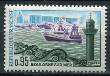 STAMP / TIMBRE FRANCE NEUF LUXE ** N° 1503 ** BOULOGNE SUR MER