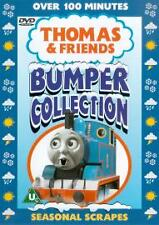 Thomas the Tank Engine and Friends Bumper Collection  DVD BRAND NEW SEALED FREEP