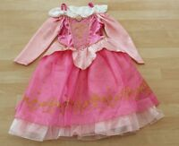 DISNEY SLEEPING BEAUTY AURORA COSTUME SIZE 2-3, 4, 5-6, 7-8 OR 10-12 AVAILABLE