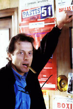 LESLIE GRANTHAM Dirty Den Watts HAND SIGNED Autograph EastEnders Photo AFTAL COA