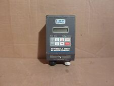 Leeson Speedmaster Adjustable Speed AC Motor Control 174930   1/4HP