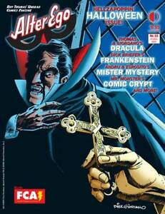 Alter Ego #53 Halloween Issue Colan Giordano Andru & Esposito TwoMorrows 2005