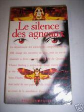 LE SILENCE DES AGNEAUX J. FOSTER / HARRIS  PR. POCKET