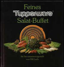 """Buch von Tupperware """"Feines Salat-Buffet"""" - NEU - original verschweißt"""