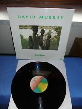 "David Murray ""Children"" LP BLACK SAINT ITA 1985"