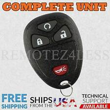Replacement for Buick Chevy Pontiac Saturn Entry Remote Car Key Fob 4b RS