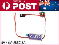 3A UBEC 5V 6V Shielding Antijamming Switching Regulator BEC Switching 2S-6S
