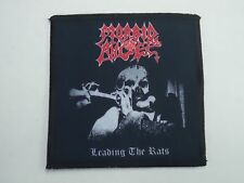 MORBID ANGEL LEADING THE RATS SUBLIMATED PATCH