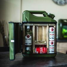 Kanister JerryCan als Bar für Mixgetränke Inklusive 2 Longdrinkgläser