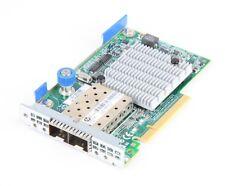 HP 530FLR-SFP+ Dual Port 10 Gbit/s SFP+ Server FlexibleLOM Adapter - 649869-001