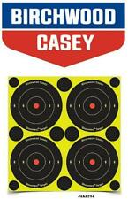 Birchwood Casey Self Adhesive Shoot-N-C 3 Bullseye 240 Targets # 34375
