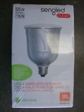 Sengled C01-BR30SP Dimmable LED Light Bulb with Wireless Bluetooth JBL  Speaker