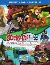 Scooby-doo & WWE The Curse of Speed Demon - Blu-ray Region 1