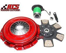WINNING® STAGE 3 CLUTCH KIT+SLAVE CYL 2007-11 FORD MUSTANG SHELBY GT500 5.4L