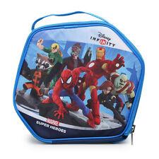 NEW Disney Infinity 2.0  3 Marvel Super Heroes Tech Zone Storage Bag Carry Case
