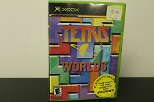 Tetris Worlds (Microsoft Xbox, 2003) *Tested / Complete
