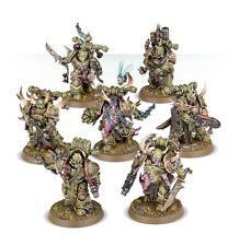 Warhammer 40k Dark Imperium Nurgle Death Guard Plague Marines x7  **NoS**