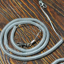 Parrot Bird Flying Leash Parrot Training Rope with Steel Wire Random Color