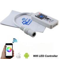 Mini Wifi LED RGB Controller DC5-28V 144W For 5050/3528/5630 LED Strip Light KS