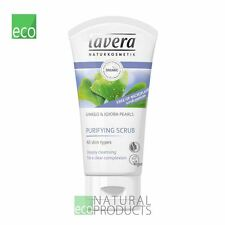 Lavera Organic Purifying Scrub All Skin Types 50ml