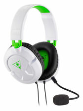 Turtle Beach Ear Force Recon 50X Wired White Headset
