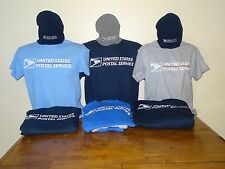 USPS POSTAL T-SHIRT FULL 2 COLOR  S - XL Many COLORS!! LOWEST PRICES ON EBAY!!!!