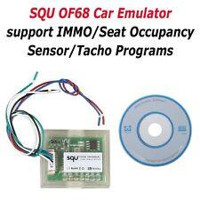 SQU OF68 Universal Car Emulator Diagnostic For IMMO/Seat Sensor /Tacho Programs