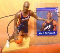 1996 MITCH RICHMOND Starting Lineup Olympic Basketball SLU Club Exclusive Figure