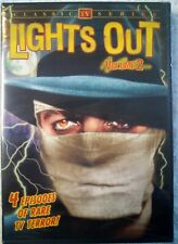 Lights out and other Supernatural Tales - Vol. 2 (DVD, 2006)