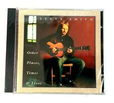 Steve Smith - Other Places Times and Lives -  CD NEW