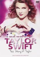 TAYLOR SWIFT - THE STORY OF TAYLOR  DVD NEU