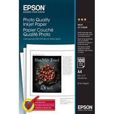 EPSON C13S041061 CARTA FOTOGRAFICA A4 100 FOGLI