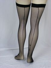 Plus Size Stockings fishnet thigh high Plus size 14 to 20