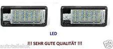 2x Kennzeichenbeleuchtung Nummernschild LED Audi A8 S8 D3 2002-2007 3528 SMD.