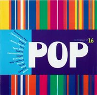 Various - Pop to the Power of 16 (1999)  CD  NEW  SPEEDYPOST