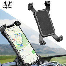 Universal 360 Rotatable Phone Holder Handlebar Clip Stand for Bicycle Motorcycle