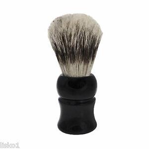 Shaving Mug Soap Brush w/wood handle 100% Boar Scalpmaster #SC-16
