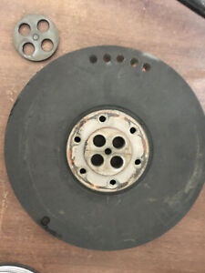 2001-2006 BMW E46 M3 CRANK PULLEY AND VIBRATION ABSORBER DAMPER