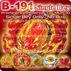 Takara Tomy Beyblade Brust・B-191・Prominence Phoenix・Tp・MUn-10・Bey ONLY・No Box For Sale