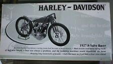 Harley Davidson 1927 8 Valve Racer Escala 1/6 mint in box