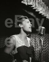 Billie Holiday 10x8 Photo