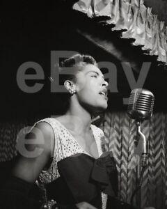 Billie Holiday 10x8 Photo