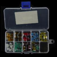 120 Car Mini Standard Blade Fuse 5 7.5 10 15 20 25 30 A Amp Box ATM APM Sales