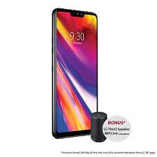 LG G7 Thinq (Dual SIM 4G/4G) Black/Blue/Raspberry-AU Stock Pink