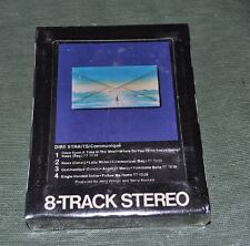 Dire Straits Communique 8 Track Tape SEALED