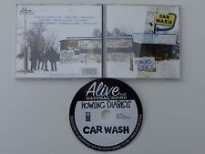 CD ALBUM HOWLING DIABLOS Car wash ALIVE 0060 2