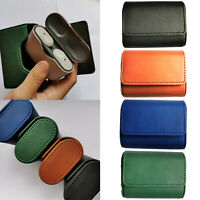 Leather Storage Bag Case Cover for Sony WF-1000XM3 Wireless Bluetooth Headphone