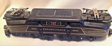 "MTH GG-1 Electric Engine ""Pennsylvania Green 1934 Gold Stripe"" #4899 W/box"