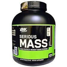 Optimum Nutrition, Serious Mass 6lbs